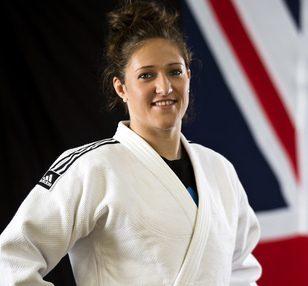 Natalie Powell - British Judo Team